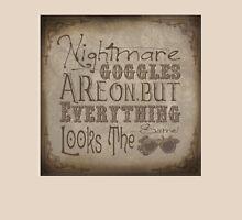 Nightmare Googles T-Shirt