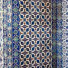 Original Iznik tiles  by bubblehex08