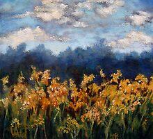 Wildflowers  by Monica Vanzant