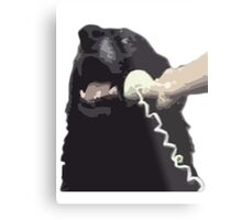 This is Dog - Image only Metal Print