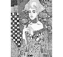 Portrait of Adele Bloch-Bauer I Photographic Print