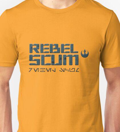 Rebel Scum - Exclusive Unisex T-Shirt
