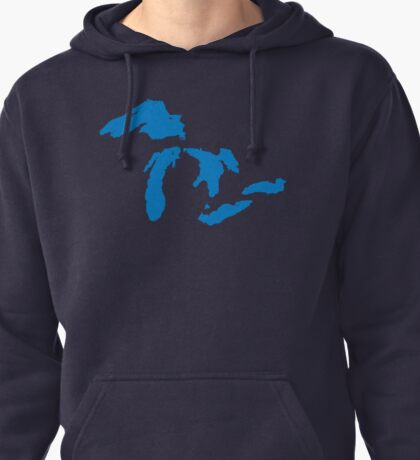 The Great Lakes Pullover Hoodie