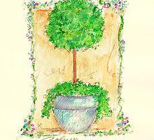 Fleurs Pour Jeanne by robynfarrell