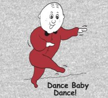 Dance Baby Dance One Piece - Short Sleeve
