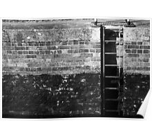 Ladder in the Lock Poster