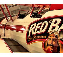 Red Baron Photographic Print