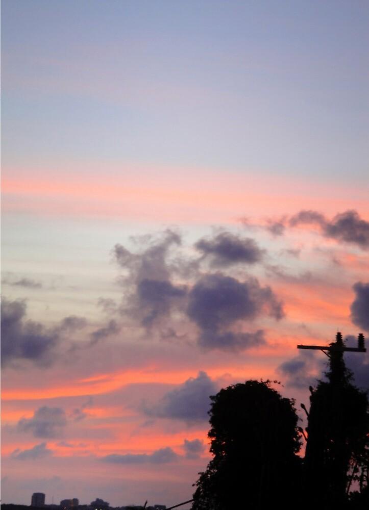 Simpson Bay dusk by islefox