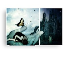 The Dream Lord's Gift - Illustration Canvas Print