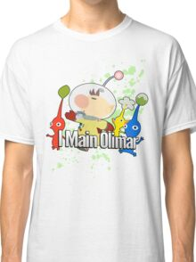 I Main Olimar - Super Smash Bros. Classic T-Shirt