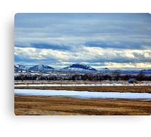 Spring on the East Side Canvas Print