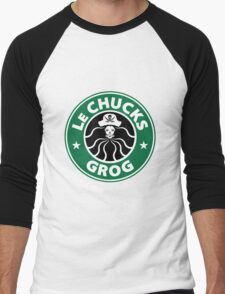 LeChuck's Grog Men's Baseball ¾ T-Shirt