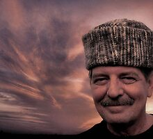 Cossack Jim At Sunset by SuddenJim