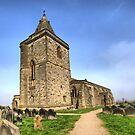 St Oswald's Church, Lythe by Sandra Cockayne