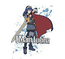 I Main Lucina - Super Smash Bros. Photographic Print