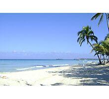 7 Mile Beach at Negril, Jamaica Photographic Print