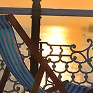 Deckchair Glow 02 by Andy Mays