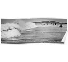 The Ultimate Wave Pool Poster