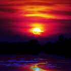 Beautiful Flow by Pat Moore