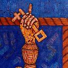 The key by Madalena Lobao-Tello