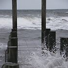 Water Through the Jetty by CallumPoke