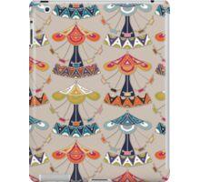 carousel damask iPad Case/Skin