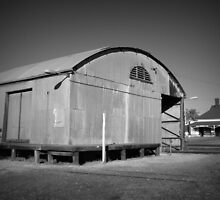 Renovator's Delight- Quorn Train Shed by Ben Loveday