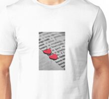 ♥ book series: Love Unisex T-Shirt
