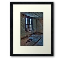 Reno's Delight - Hill End Framed Print