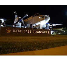 Neptune, RAAF Base Townsville, Queensland Photographic Print