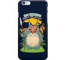 Eco warrior iPhone Case/Skin