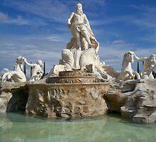 Fontana di Trevi Replica by MONIGABI