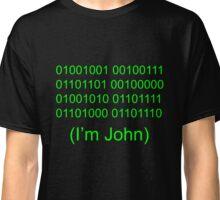 I'm John Classic T-Shirt