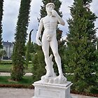 Statue of David by MONIGABI