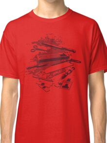 Serial Killer Toolbox Classic T-Shirt