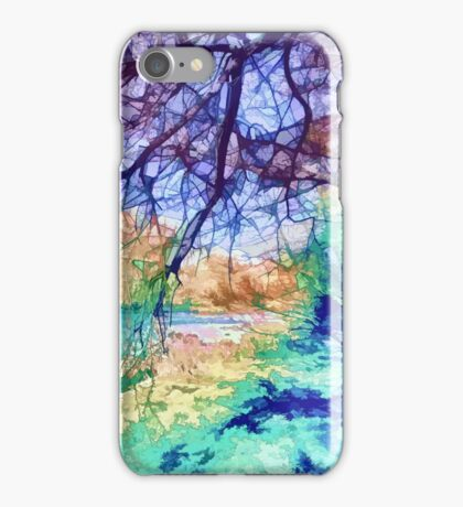 Down by the riverside ....... iPhone Case/Skin