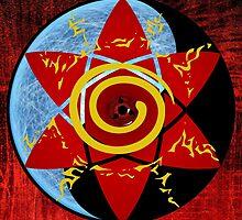 Seal Of Sharingan by tanduksapi