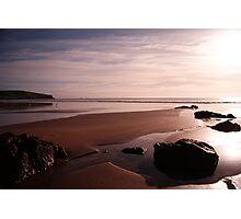 Godfrey's Beach Sunrise Photographic Print