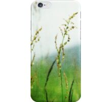 In the Meadow - JUSTART © iPhone Case/Skin