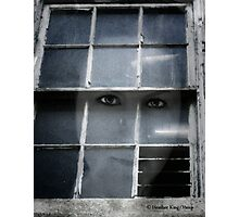 i see all Photographic Print