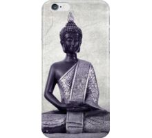 Buddha - JUSTART © iPhone Case/Skin