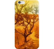 On the way down ....... iPhone Case/Skin
