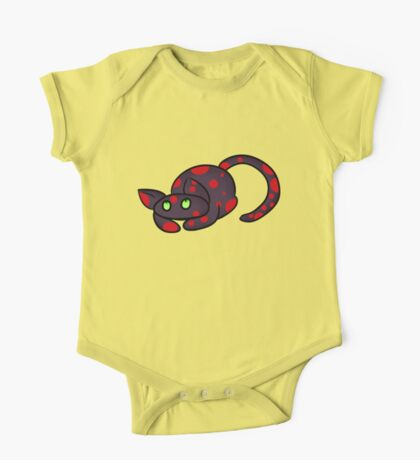 Bug Cat One Piece - Short Sleeve
