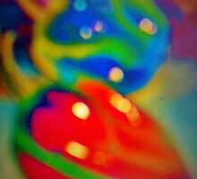 Dreamy peppers abstract by ♥⊱ B. Randi Bailey