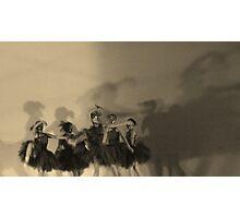 Dancers Photographic Print