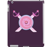 Rose's Shield iPad Case/Skin