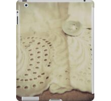 Lace - Embroidery - JUSTART © iPad Case/Skin