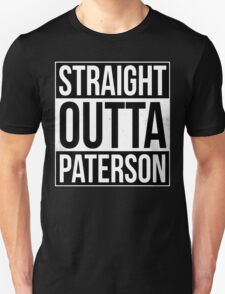 Straight Outta Paterson T-Shirt