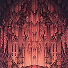 The Gates of Barad Dr by Curtiss Shaffer