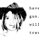 Have gun... will travel by Zolton